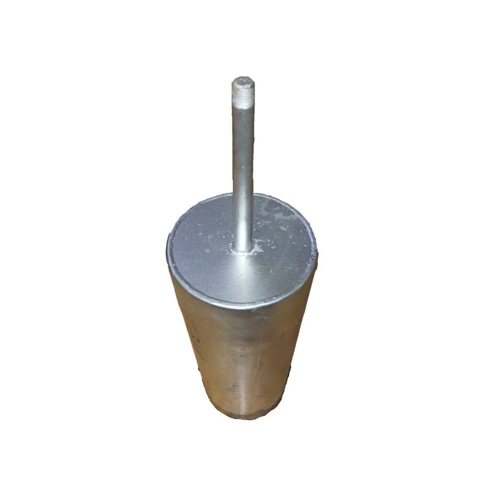 Bottom Blowing Purge Plug